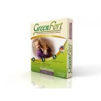 БиоКапли GreenFort от блох для средних собак, 3 пипетки
