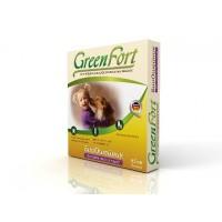 БиоОшейник GreenFort от блох для средних собак