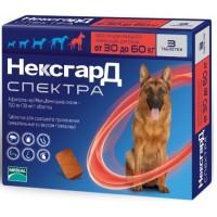 Фронтлайн НексгарД Спектра №3 для крупных собак