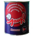 Обзор влажного корма для собак Лайк Классик Говядина и печень, 850г>