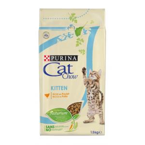 Корм Cat Chow Kitten для котят, 15кг