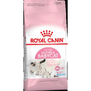 Корм Royal Canin Mother&Babycat для котят и беременных и кормящих кошек, 4кг