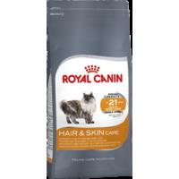 Royal Canin для кошек, кожа и шерсть
