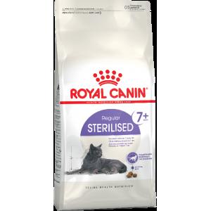 Корм Royal Canin для стерилизованных кошек старше 7 лет, 3,5кг