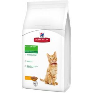 Корм Hill's SP Kitten with Chicken для котят  с курицей, 2 кг