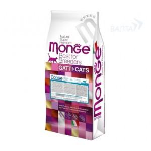 Monge Cat корм для котят 10 кг
