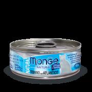 Консервы Monge для кошек тунец 80 г