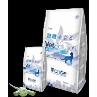 Monge VetSolution для кошек при проблемах с кожей и шерстью