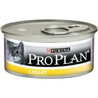 Консервы Pro Plan для кошек с избыточным весом, индейка, 85 г