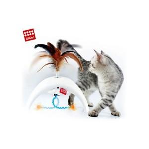 GiGwi электронная игрушка для кошек Pet Droid, Фезер Спиннер