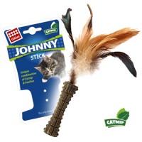 Игрушка для кошек GiGwi Johnny Stick перо с одной стороны