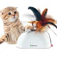 Игрушка для кошек Фезер GiGwi Pet Droid