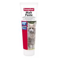 Паста Beaphar Malt Paste для выведения шерсти для кошек