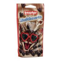 Сердечки Beaphar Malthearts с мальт-пастой для кошек