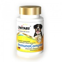 Мульти-комплекс Unitabs для крупных собак, 100 табл