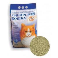 """Наполнитель """"Сибирская кошка"""" Прима, 5л"""