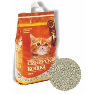 """Наполнитель """"Сибирская кошка"""" для котят, 5 л"""