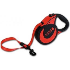 KONG рулетка Ultimate XL (до 70 кг) лента 5 метров красная