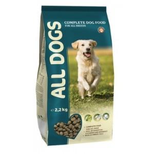 ALL DOGS для собак, 2,2кг