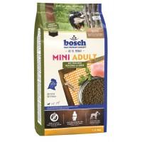 Bosch для собак мелких пород, птица и просо