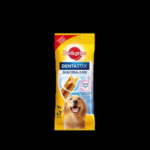 Лакомство по уходу за зубами PEDIGREE® Denta Stix™ для собак крупных пород весом более 25 кг