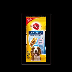 Лакомство по уходу за зубами PEDIGREE® Denta Stix™ для собак средних пород весом от 10 до 25 кг