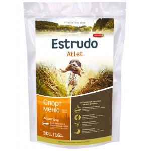 PORCELAN Estrudo Atlet (Спорт меню). Корм сухой полнорационный для взрослых собак из говядины.