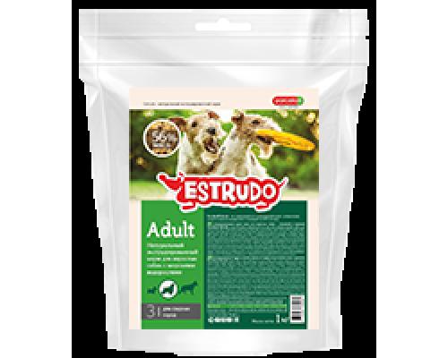 Обзор корма Porcelan Estrudo для собак средних пород