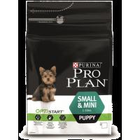 Pro Plan для щенков мелких и карликовых пород