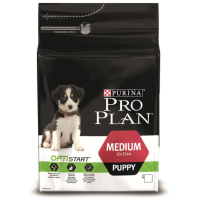 Pro Plan для щенков средних пород