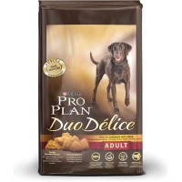 Pro Plan Duo Delice для собак крупных пород, курица с рисом