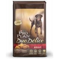Pro Plan Duo Delice для собак крупных пород, говядина с рисом