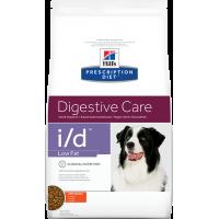 Hill's i/D для собак, низкокаллорийный при расстройствах пищеварения