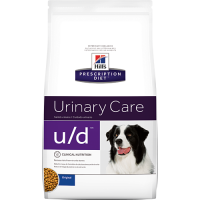 Hill's U/D для собак при почечной недостаточности, 5кг