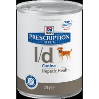 Hill's L/D для собак с заболеванием печени, 370г