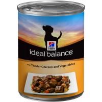Hill's консервы для собак, Курица  овощи, 363г