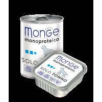 Паштет Monge Monoproteico для собак, из тунца