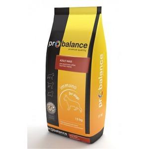 ProBalance Immuno Adult Maxi Корм сухой для взрослых собак крупных пород, 15 кг