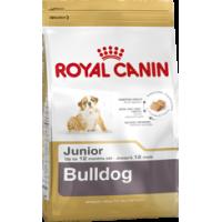 Royal Canin Bulldog Junior, 12 кг
