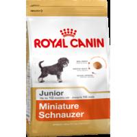 Royal Canin Miniature Schnauzer Junior, 0,5 кг Series