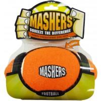 """Игрушка для собак R2P Masher """"Мячик с 3-мя орбитами"""" 10 см"""