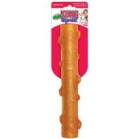 Игрушка KONG для собак Squezz Crackle хрустящая палочка большая 27 см