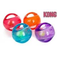 Игрушка KONG для собак Джумблер Мячик 14 см для средних и крупных пород