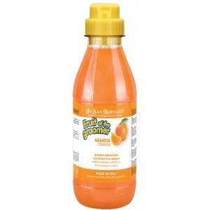 ISB Fruit of the Grommer Orange Шампунь для слабой выпадающей шерсти с силиконом