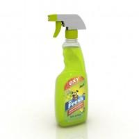 Спрей Mr.Fresh 3 в 1 Ликвидатор пятен и запаха для собак, 500мл