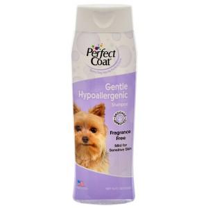 """Шампунь для собак 8 in 1 """"Perfect Coat"""", гипоаллергенный, 473 мл"""