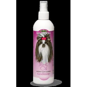 Bio-Groom Mink Oil спрей с норковым маслом 355 мл