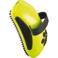 Расческа с резиновыми зубцами FURminator Curry Comb