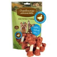 Деревенские лакомства для собак мини-пород: косточки утиные