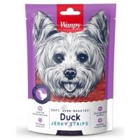Wanpy для собак утиная соломка
